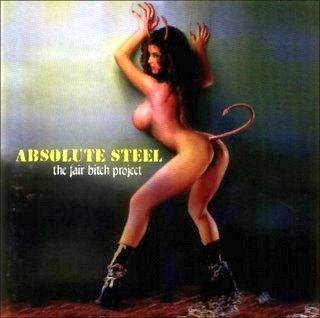 absolute steel the fair bitch project cover