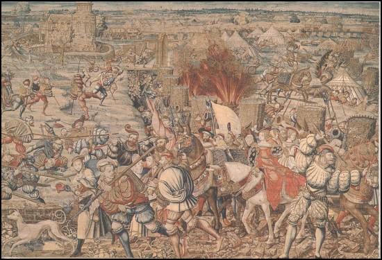 battaglia di pavia 1525