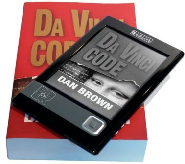 bookeen cybook gen3 codice davinci