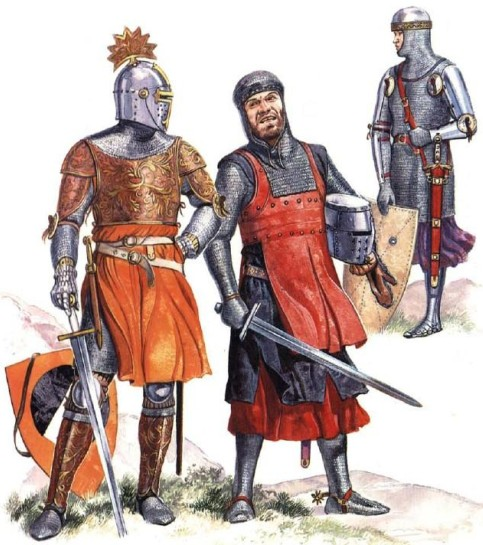 Cavalieri del '300