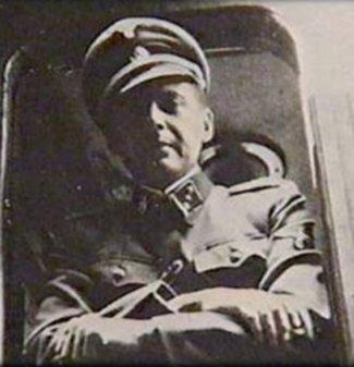 Josef Mengele grammar nazi