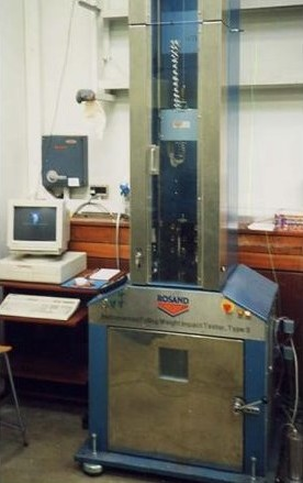 Rosand IFW5 Impact Tester