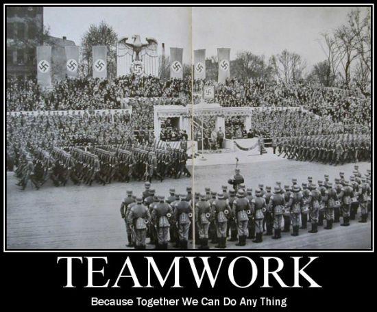 Lavoro di squadra: insieme possiamo fare ogni cosa!