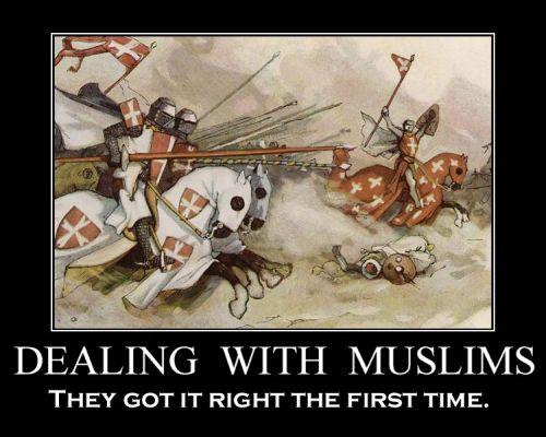 trattare coi musulmani