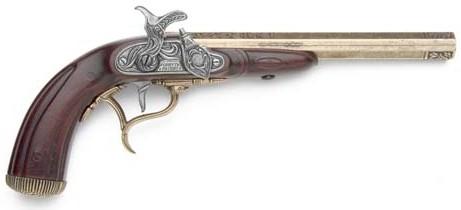 pistola boccetta profumo forsyth