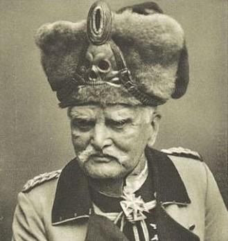 August_von_Mackensen_sguardo_virile