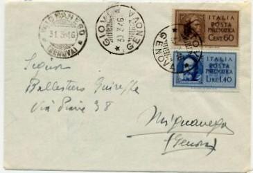 Posta_pneumatica_Genova_1946a