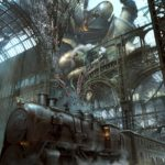 Titanomachy - fall of the Hyperion di Marcin Jakubowski