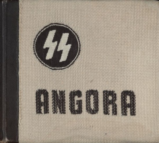 00 - Angora Album Cover