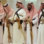 Mideast Saudi Arabia Eid Al Fitr