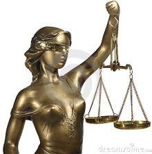 Themis Personificazione Giustizia