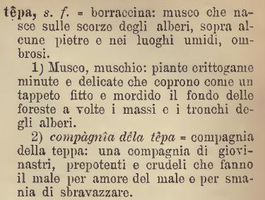 Vocabolario Milanese-Italiano, Paravia, 1897