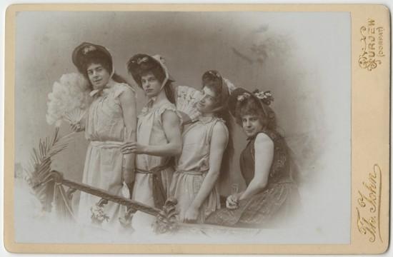 studenti università anni 1880