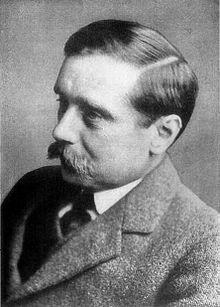 H. G. Wells, autore importantissimo anche senza attribuirgli meriti che non ha.