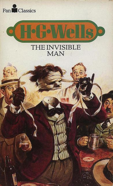 Un uomo invisibile? Già visto! ^_^