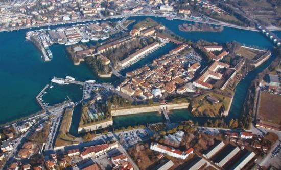 Le fortificazioni di Peschiera del Garda