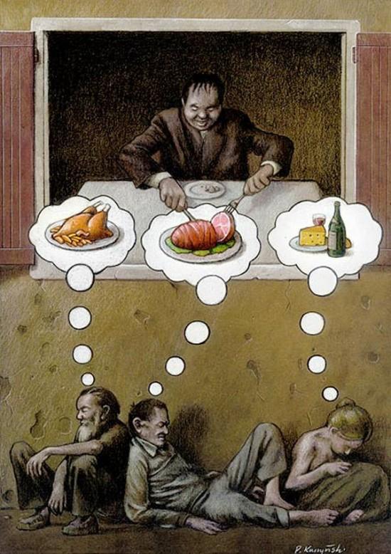 Se i sogni fossero reali, i capitalisti troverebbe comunque il modo di derubarne i proletari?