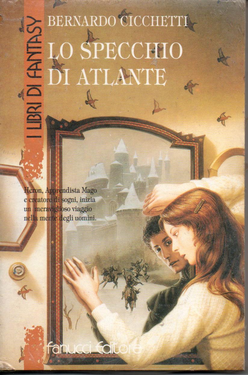 Lo specchio di atlante seconda edizione baionette librarie for Lo specchio