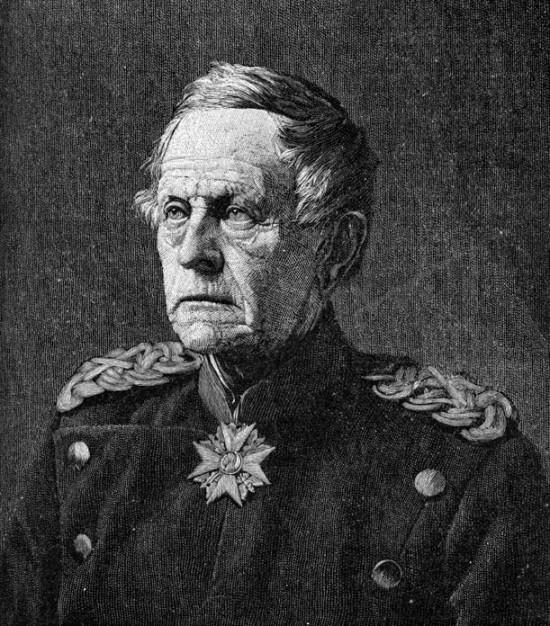 E ora un po' di von Moltke il Vecchio, perché un articolo senza von Moltke è come un giorno senza sole.