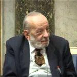 Giancarlo Livraghi nel 2009