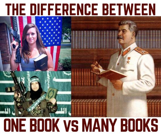 Si parla di libri, no?