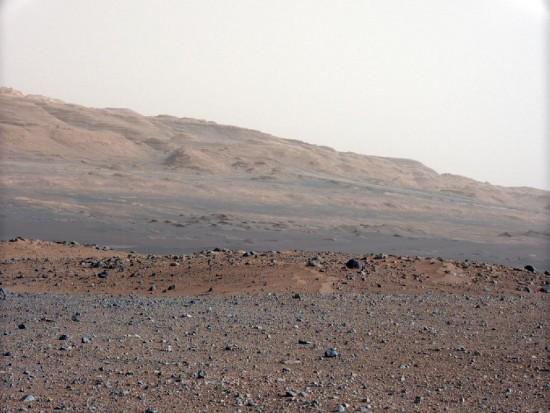 Marte: un'oasi felice!