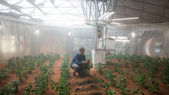 Patate marziane. Come si fa a non apprezzare un'opera in cui coltivare patate su Marte è un elemento chiave per la sopravvivenza?