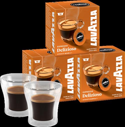 Il caffè che si trova a casa mia. Io preferisco quello al ginseng, che bevo comunque molto raramente e che costa ancora di più.