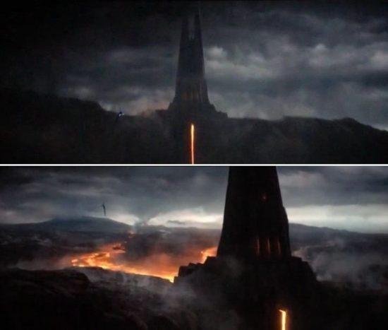 """""""Cliché?! Ma no, Lord Vader, assolutamente... coff, coff, sì, forse un pochino... coff! Coff!"""" """"Non lasci che la sua mancanza di fantasia nel design la soffochi, architetto."""""""