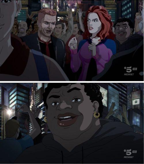 Adrian, stupratori del primo episodio