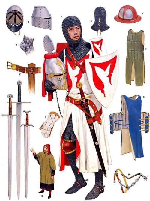 cavaliere inglese 1290