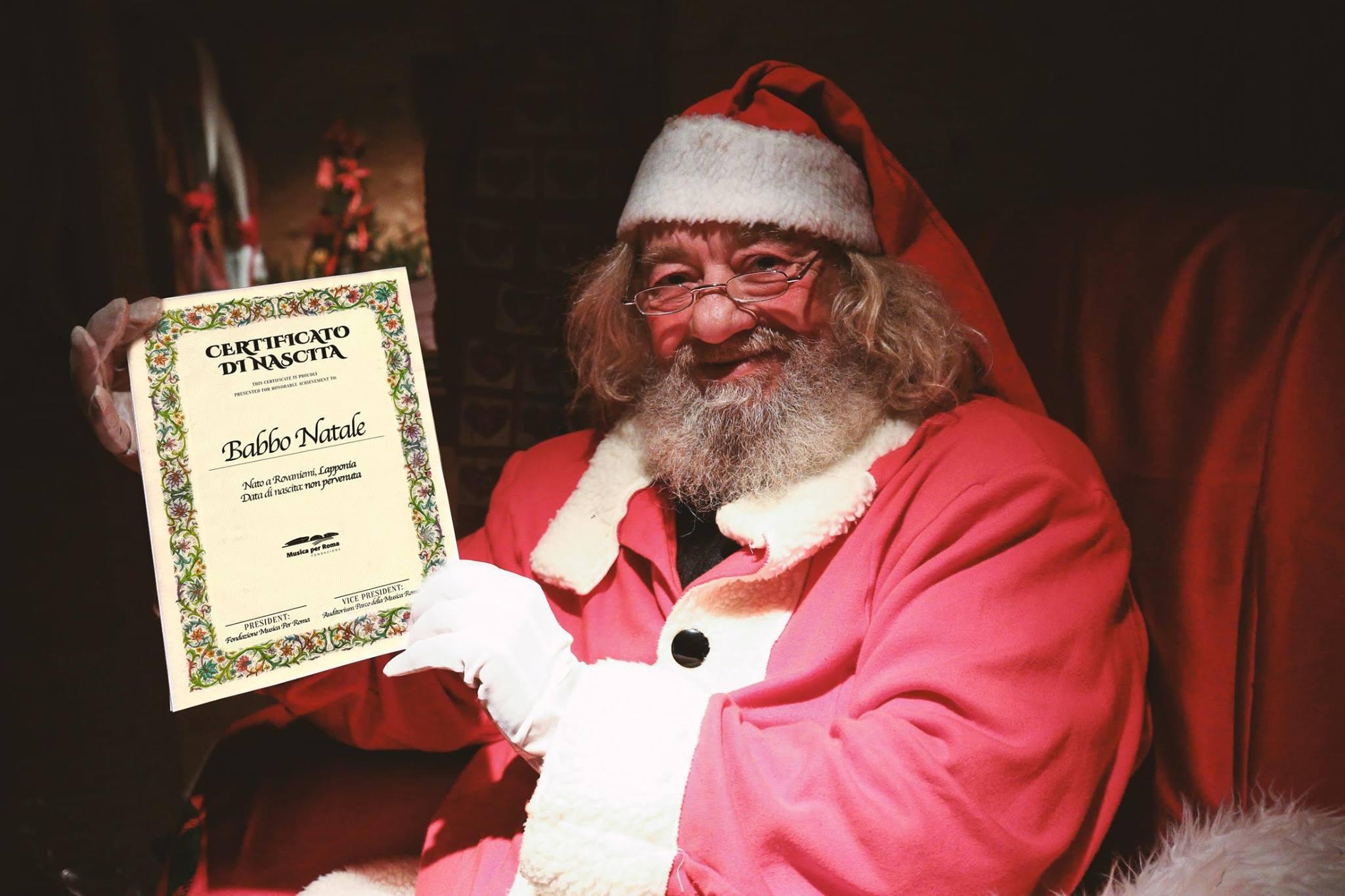 Babbo Natale Brutto.Contro Le Bufale La Verita Babbo Natale Esiste Baionette Librarie
